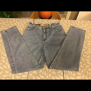 Faded Glory Jeans Co. Size 10 Mom Jeans